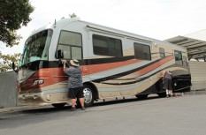 rv detailing polishing ceramic paint coating